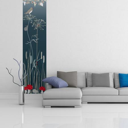 l unique champs et gramin es stickers malin. Black Bedroom Furniture Sets. Home Design Ideas