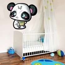 Stickers Mini Panda