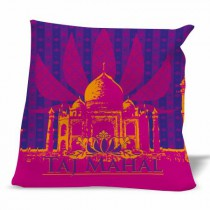 Coussin indian pop taj mahal