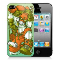 Coque iPhone 4 Warior