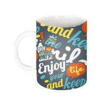 Mug Enjoy your life and keep the smile