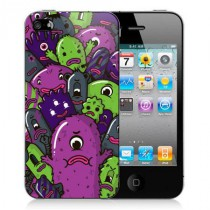 Coque iPhone 4 Monster show