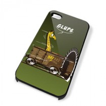 Coque iPhone 4 Glups