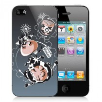 Coque iPhone 4 Wifi power