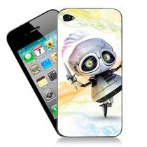 Stickers iPhone Robot