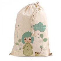 Sac coton Kiwi Doll - Floral Dream