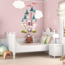 stickers Princesse- le chateau de princesses