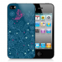 Coque iPhone 4 Buisson de nuit