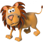 Stickers lion 1