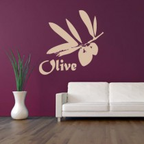 Stickers olive