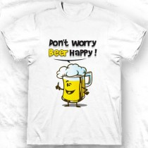T-shirt Street Beer Happy !