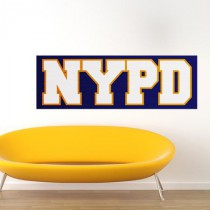 Stickers NYPD