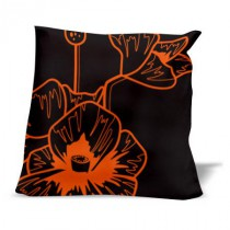 Coussin COQUELICOTS 1
