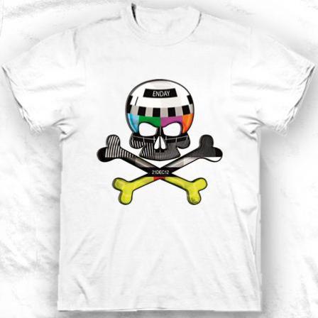 Stickers De Mort Malin T Mire Tv Tête Shirt QhCxdtsr
