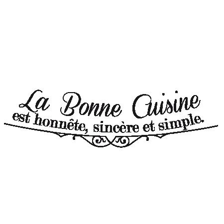 Stickers La Bonne Cuisine Stickers Malin