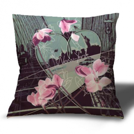 Coussin New-York by love
