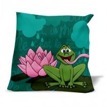 Coussin GRENOUILLE 2