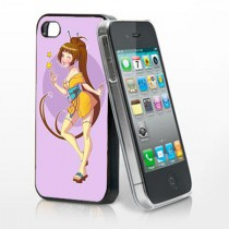 Coque iPhone 4 Japan girl