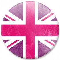 Badge london girly