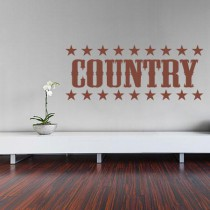 Stickers Country