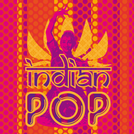 Stickers indian pop 1