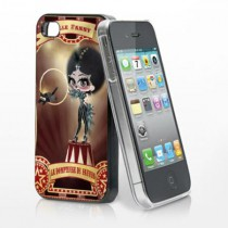 Coque iPhone 4 La Dompteuse de Fauves
