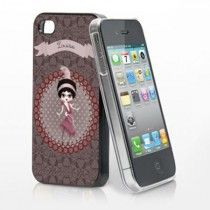 Coque iPhone 4 Louise