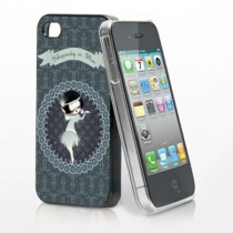 Coque iPhone 4 Rhapsody in Blue
