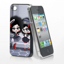 Coque iPhone 4 Sailor Sisters