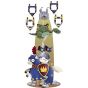 Stickers Toise Le Chevalier Bleu