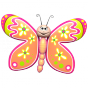 Stickers papillon 3