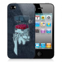 Coque iPhone 4 Anat Pixel