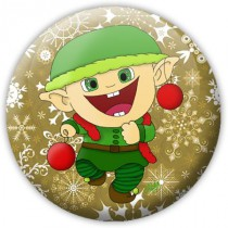 Badge lutin 5
