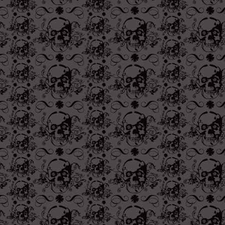 tapis de souris t te de mort dark stickers malin. Black Bedroom Furniture Sets. Home Design Ideas