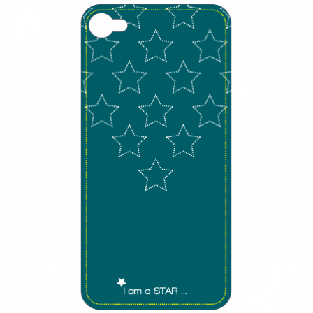 Stickers iPhone Star2