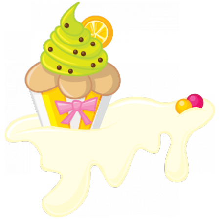 Stickers GREED Cupcake 5