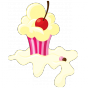 Stickers GREED Cupcake 10