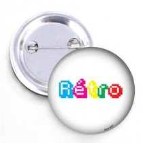 Badge Retro