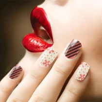 Nail Sticker Flowers 49