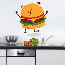 Stickers Burger