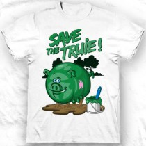 T-shirt Save the truie