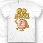 T-shirt Donuts or nothing