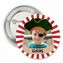 Badge pirate