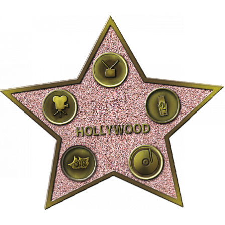 Stickers Walk of Fame