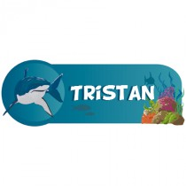 Stickers requin