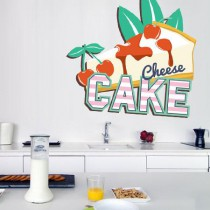 Stickers CHEESE CAKE