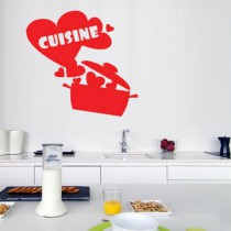 Stickers CUISINE 3