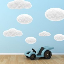 Stickers nuages 1