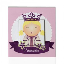 Stickers Interrupteur Princesse