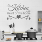 Stickers Cuisine - Heart of the home